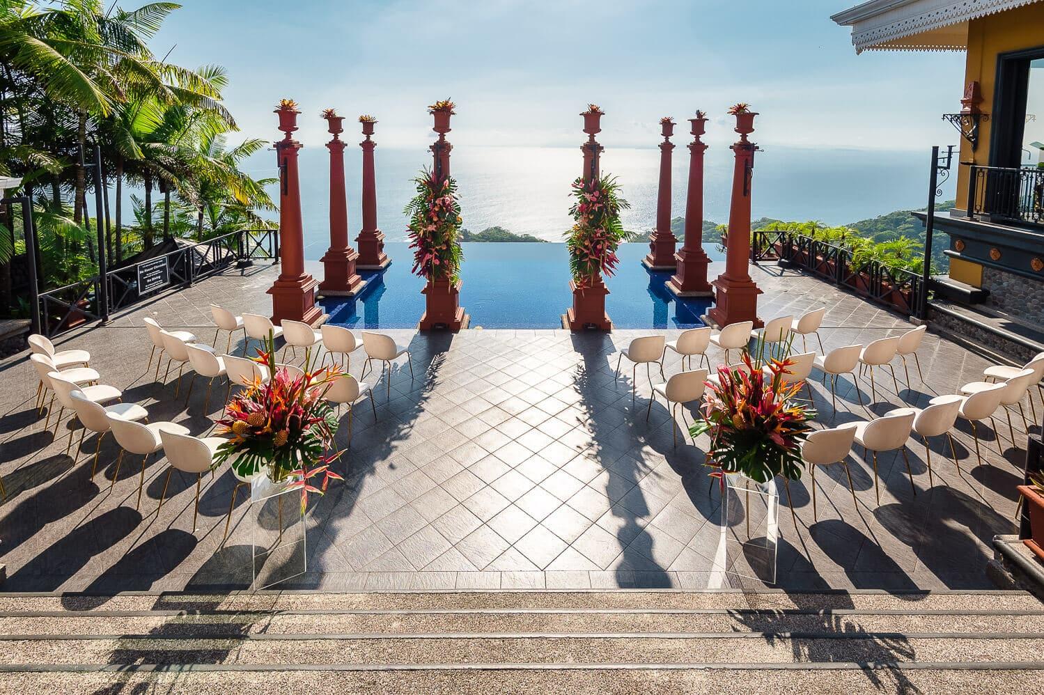 Best Costa Rica Wedding Vendors | Wedding Planning Tips | Zephyr Palace Villa Caletas | Mauricio Urena Photography